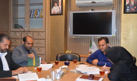 اولین جلسه بررسی مفاد آیین نامه مقررات ملی ساختمان با موضوع ایمنی ساختمان در برابر حریق برگزار گردید.