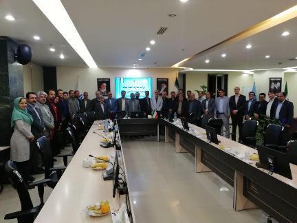 ابلاغ احکام اعضا اصلی و علی البدل انتخابات هشتمین دوره سازمان نظام مهندسی ساختمان